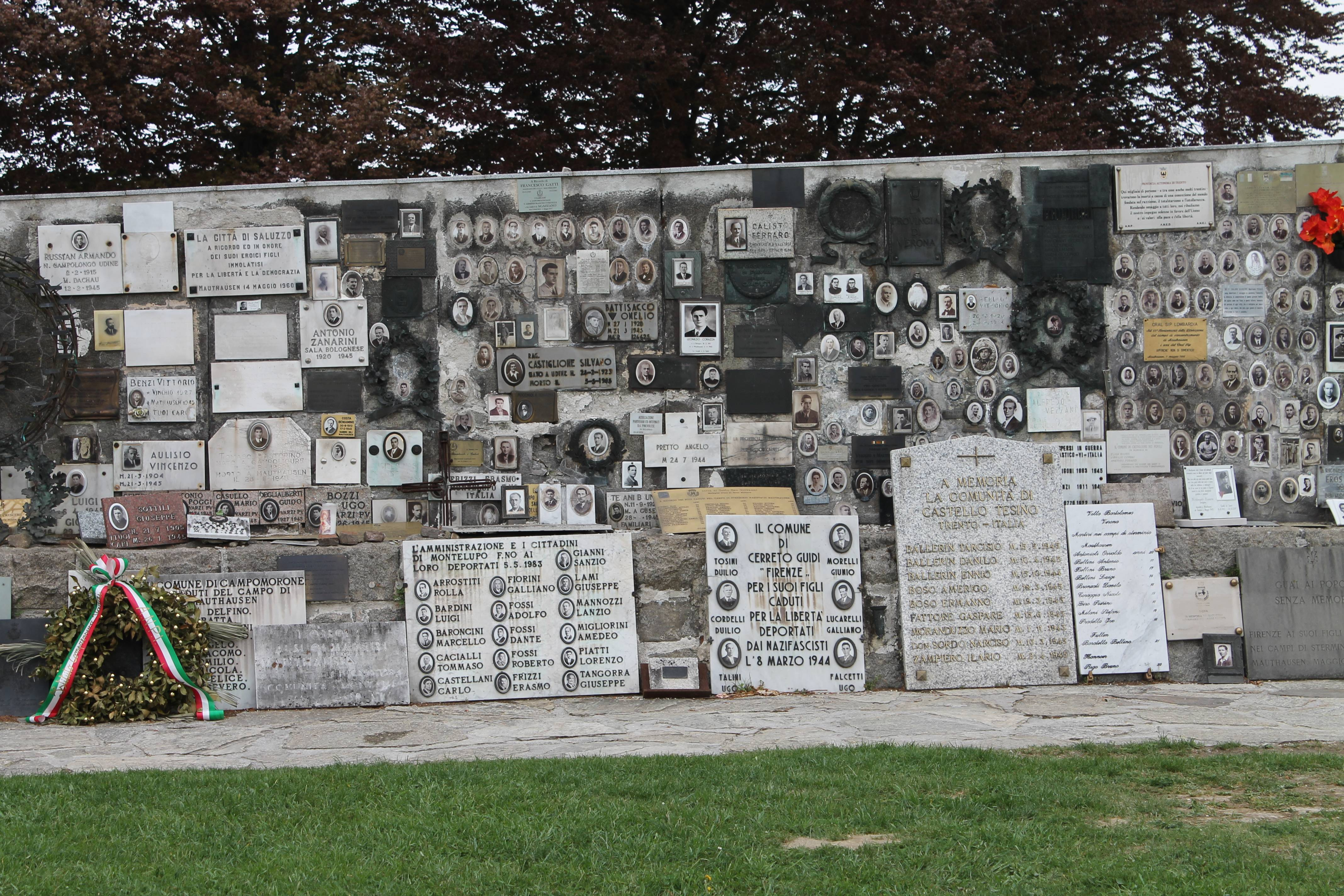 Linz A Koncentrarni Tabor Mauthausen Stredni Odborna Skola A